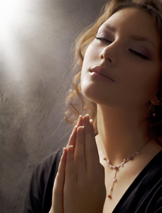 09 - Young Woman Praying72